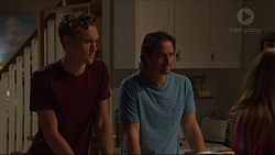 Brodie Chaswick, Brad Willis in Neighbours Episode 7328
