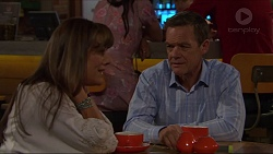 Nina Williams, Paul Robinson in Neighbours Episode 7328
