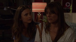 Amy Williams, Nina Williams in Neighbours Episode 7328
