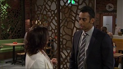 Julie Quill, Tom Quill in Neighbours Episode 7329