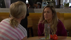 Lauren Turner, Sonya Mitchell in Neighbours Episode 7329