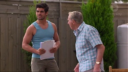 in Neighbours Episode 7330