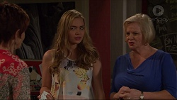 Susan Kennedy, Xanthe Canning, Sheila Canning in Neighbours Episode 7330