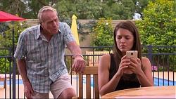 Doug Willis, Paige Novak in Neighbours Episode 7330