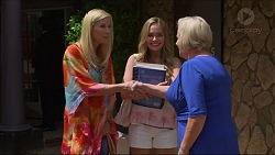 Katherine Kelly Lang, Xanthe Canning, Sheila Canning in Neighbours Episode 7330