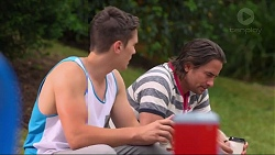 Josh Willis, Brad Willis in Neighbours Episode 7331