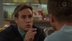 Aaron Brennan, Mark Brennan in Neighbours Episode 7331