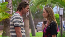 Brad Willis, Piper Willis in Neighbours Episode 7331