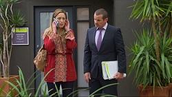 Sonya Rebecchi, Toadie Rebecchi in Neighbours Episode 7331
