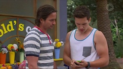 Brad Willis, Josh Willis in Neighbours Episode 7331