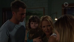 Mark Brennan, Nell Rebecchi, Steph Scully, Sonya Rebecchi in Neighbours Episode 7331