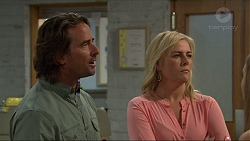 Brad Willis, Lauren Turner in Neighbours Episode 7332
