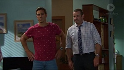 Aaron Brennan, Toadie Rebecchi in Neighbours Episode 7332