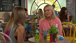 Piper Willis, Lauren Turner in Neighbours Episode 7332