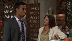 Tom Quill, Julie Quill in Neighbours Episode 7332
