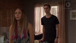 Piper Willis, Brodie Chaswick in Neighbours Episode 7332