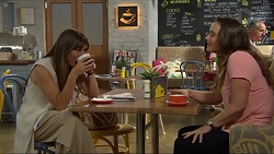 Nina Williams, Amy Williams in Neighbours Episode 7333