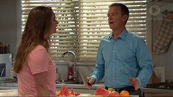 Amy Williams, Paul Robinson in Neighbours Episode 7333