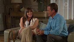 Nina Williams, Paul Robinson in Neighbours Episode 7333