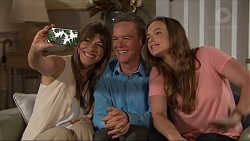 Nina Williams, Paul Robinson, Amy Williams in Neighbours Episode 7333