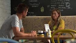 Mark Brennan, Sonya Mitchell in Neighbours Episode 7333