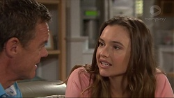 Paul Robinson, Amy Williams in Neighbours Episode 7333