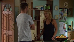 Mark Brennan, Steph Scully in Neighbours Episode 7334