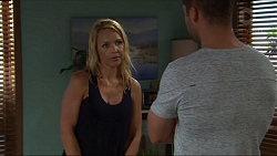 Steph Scully, Mark Brennan in Neighbours Episode 7334