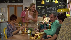 Susan Kennedy, Xanthe Canning, Karl Kennedy, Ben Kirk in Neighbours Episode 7334