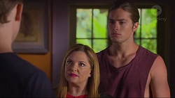 Terese Willis, Tyler Brennan in Neighbours Episode 7334