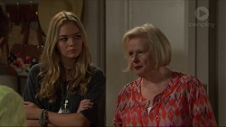 Xanthe Canning, Sheila Canning in Neighbours Episode 7335