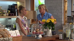 Xanthe Canning, Lauren Turner in Neighbours Episode 7335