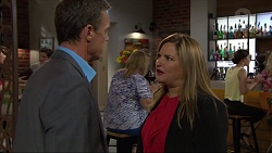 Paul Robinson, Terese Willis in Neighbours Episode 7335
