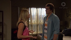 Georgia Brooks, Kyle Canning in Neighbours Episode 7336