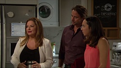 Terese Willis, Brad Willis, Imogen Willis in Neighbours Episode 7336