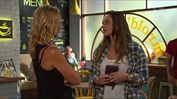 Steph Scully, Amy Williams in Neighbours Episode 7336