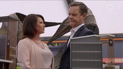 Julie Quill, Paul Robinson in Neighbours Episode 7336