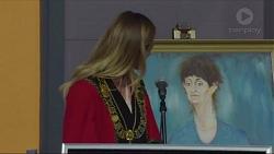 Sonya Mitchell, Nell Mangel in Neighbours Episode 7336