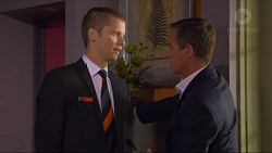 Daniel Robinson, Paul Robinson in Neighbours Episode 7336