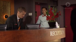 Daniel Robinson, Josh Willis in Neighbours Episode 7336