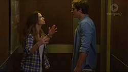 Amy Williams, Kyle Canning in Neighbours Episode 7336