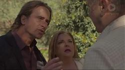 Brad Willis, Terese Willis, Karl Kennedy in Neighbours Episode 7337