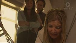 Paige Smith, Brad Willis, Terese Willis in Neighbours Episode 7337