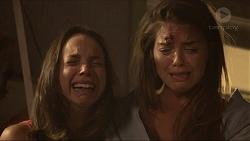 Imogen Willis, Paige Smith in Neighbours Episode 7337