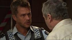 Mark Brennan, Karl Kennedy in Neighbours Episode 7337