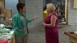 Susan Kennedy, Sheila Canning in Neighbours Episode 7337