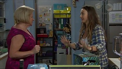 Sheila Canning, Amy Williams in Neighbours Episode 7337