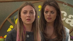Piper Willis, Paige Novak in Neighbours Episode 7337