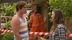 Kyle Canning, Amy Williams in Neighbours Episode 7337