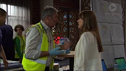 Karl Kennedy, Nina Williams in Neighbours Episode 7338